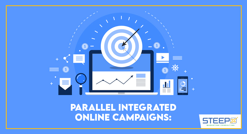 Integrated online campaigns
