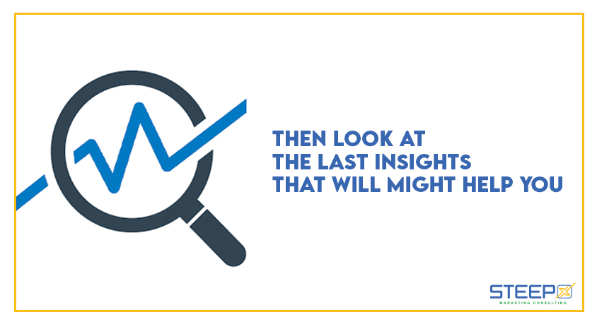 Insights will help you
